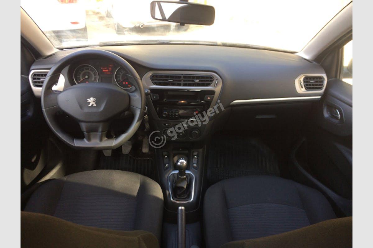 Peugeot 301 Beşiktaş Kiralık Araç 4. Fotoğraf