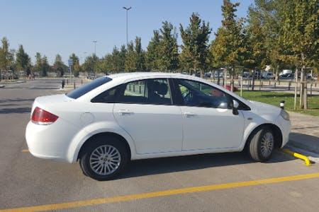 Fiat Linea İstanbul Ümraniye Kiralık Araç