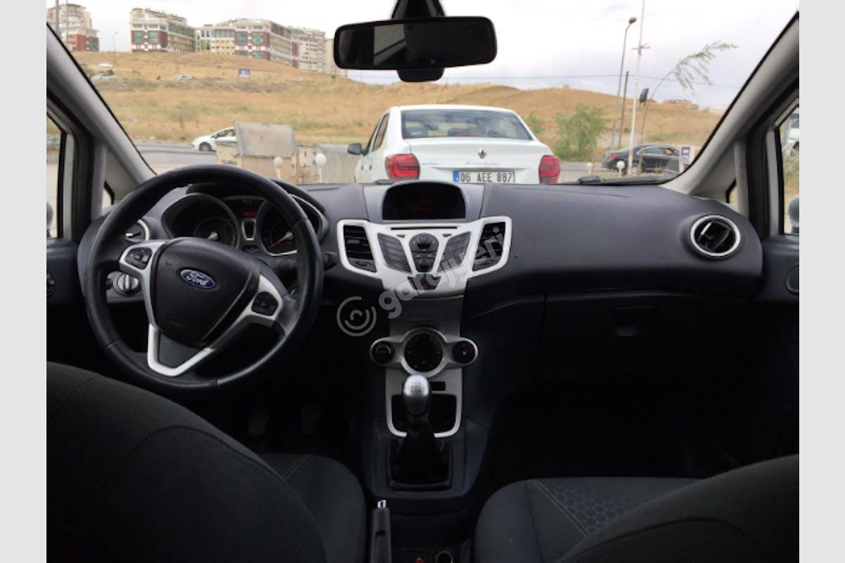 Ford Fiesta Yenimahalle Kiralık Araç 6. Fotoğraf