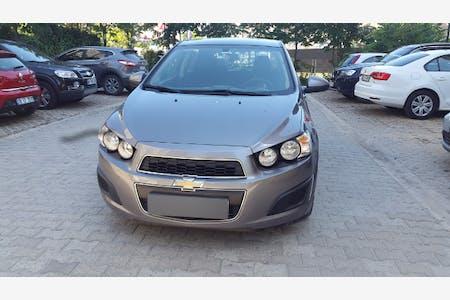 Chevrolet Aveo İstanbul Tuzla Kiralık Araç