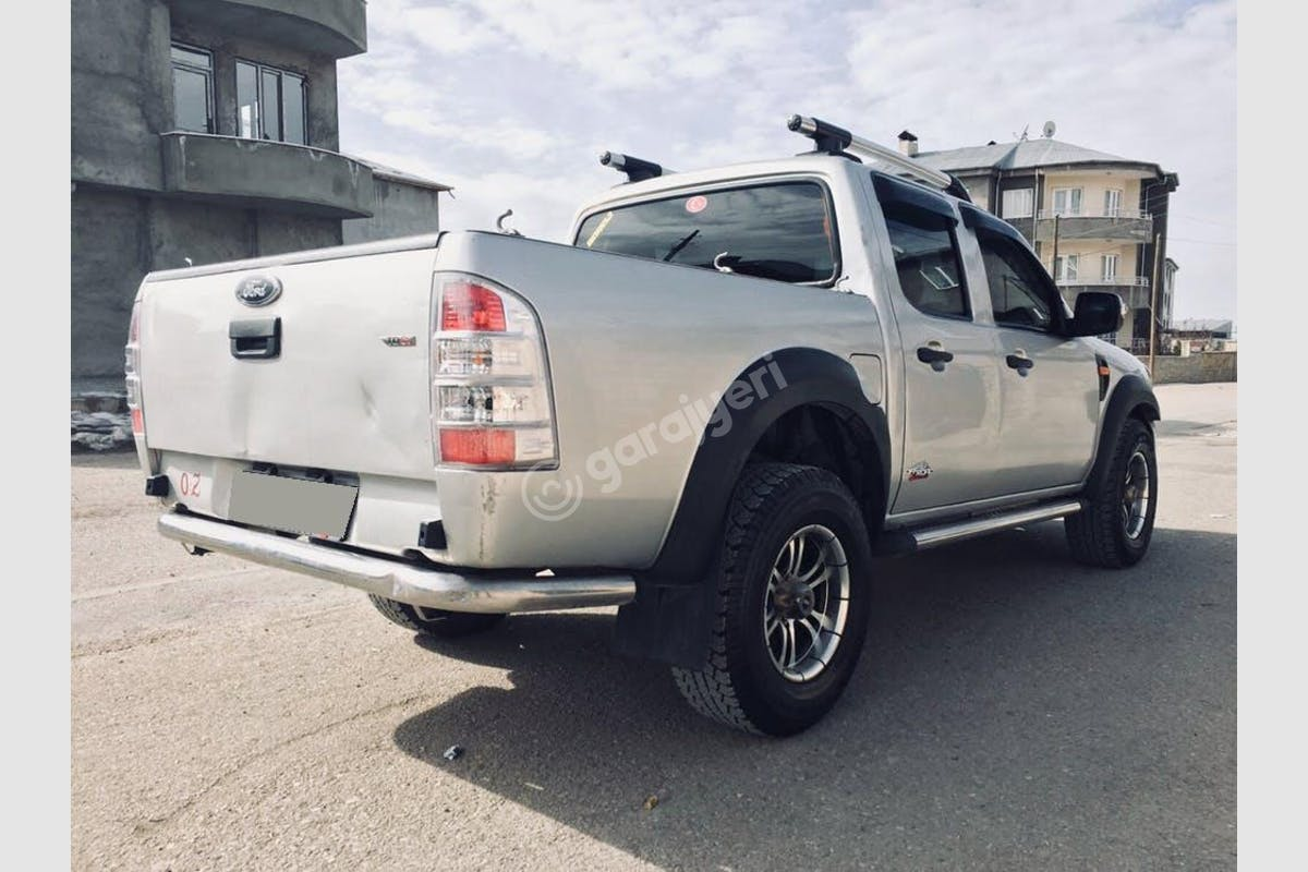 Ford Ranger Tuşba Kiralık Araç 3. Fotoğraf