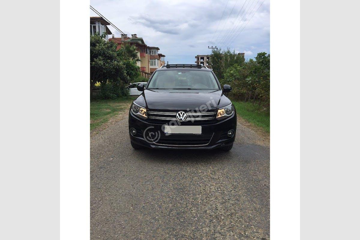 Volkswagen Tiguan Kağıthane Kiralık Araç 1. Fotoğraf