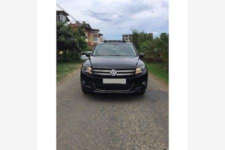 Kiralık Volkswagen Tiguan , İstanbul Kağıthane