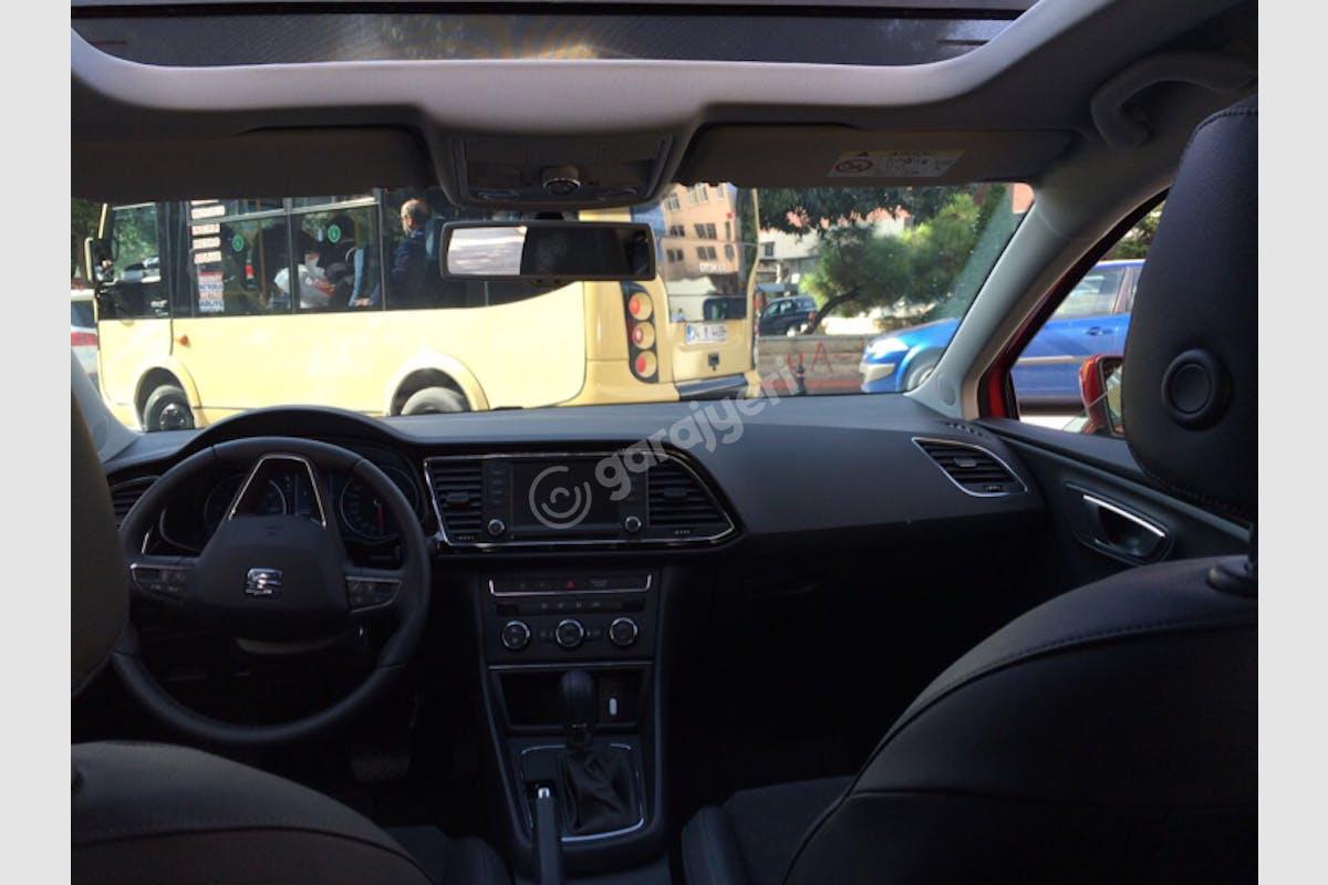 Seat Leon Gaziosmanpaşa Kiralık Araç 3. Fotoğraf
