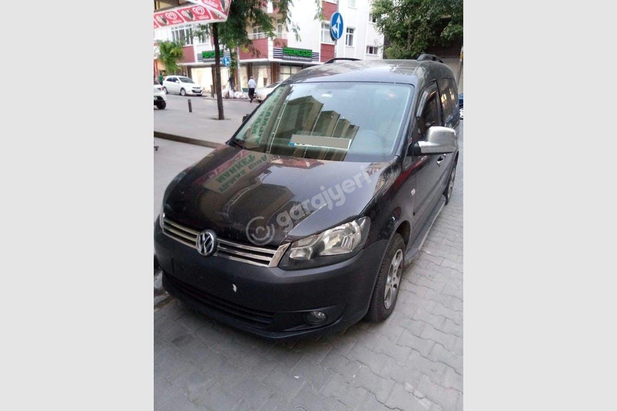 Volkswagen Caddy Küçükçekmece Kiralık Araç 3. Fotoğraf