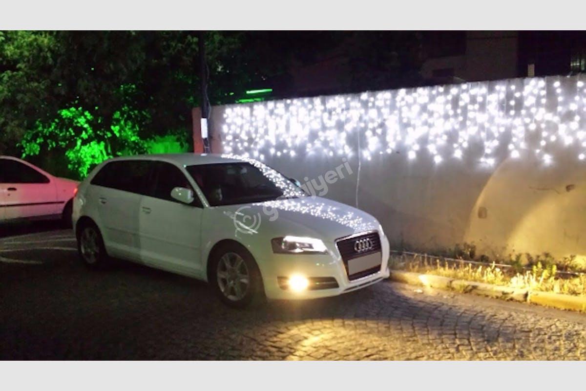 Audi A3 Esenler Kiralık Araç 2. Fotoğraf