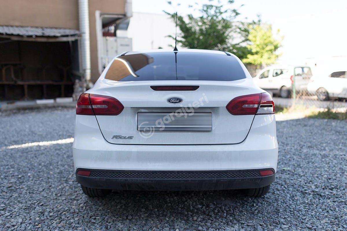 Ford Focus Ümraniye Kiralık Araç 6. Fotoğraf
