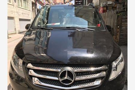 Kiralık Mercedes - Benz Vito 2016 , İstanbul Bayrampaşa