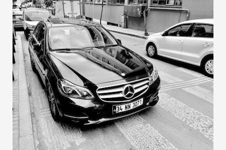 Kiralık Mercedes - Benz E , İstanbul Kağıthane