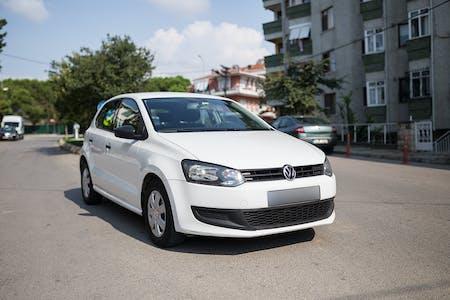 Volkswagen Polo İstanbul Kadıköy Kiralık Araç