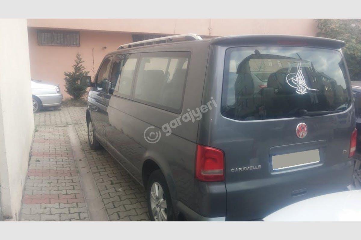 Volkswagen Caravelle Sancaktepe Kiralık Araç 1. Fotoğraf