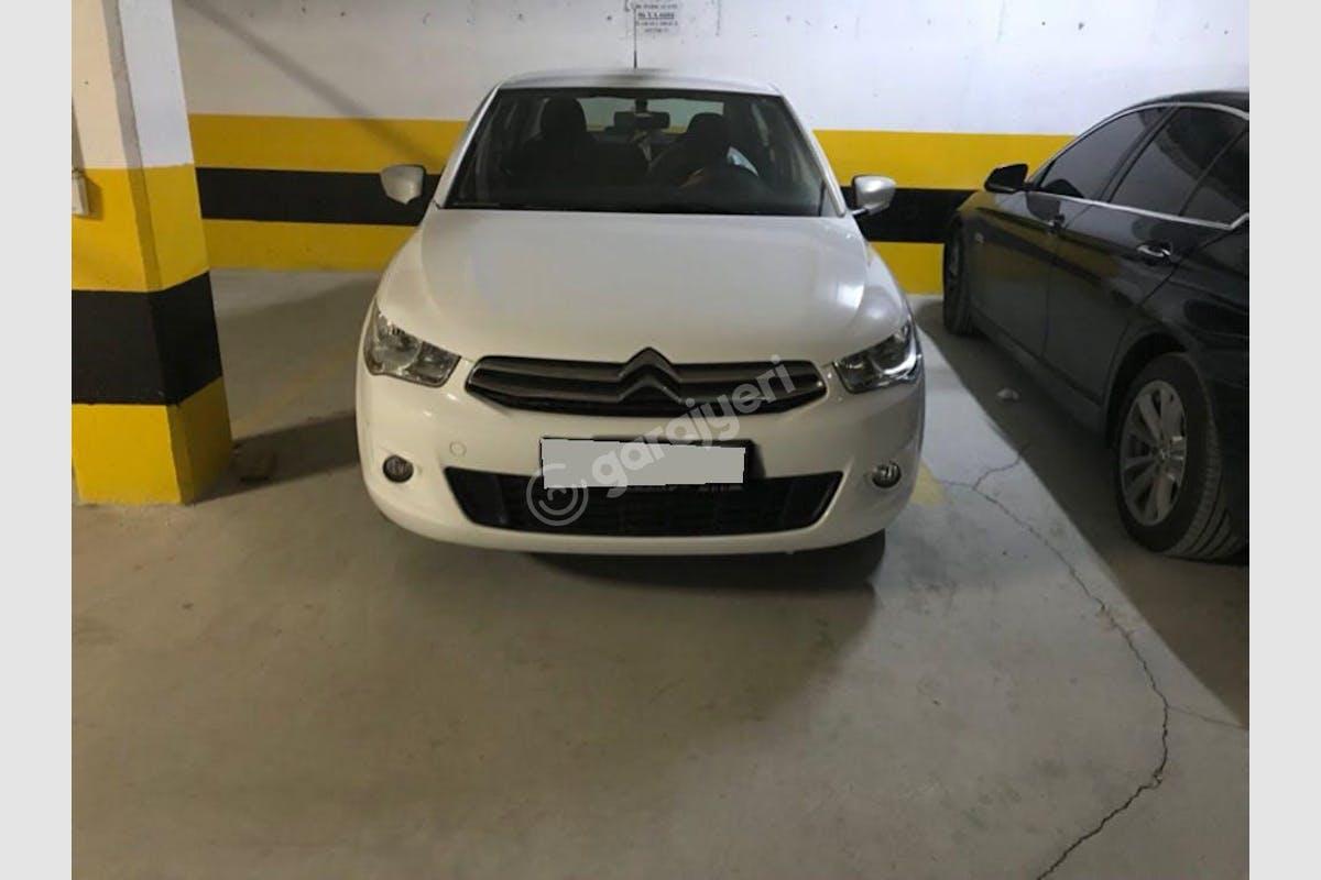 Citroën C-Elysee Etimesgut Kiralık Araç 1. Fotoğraf