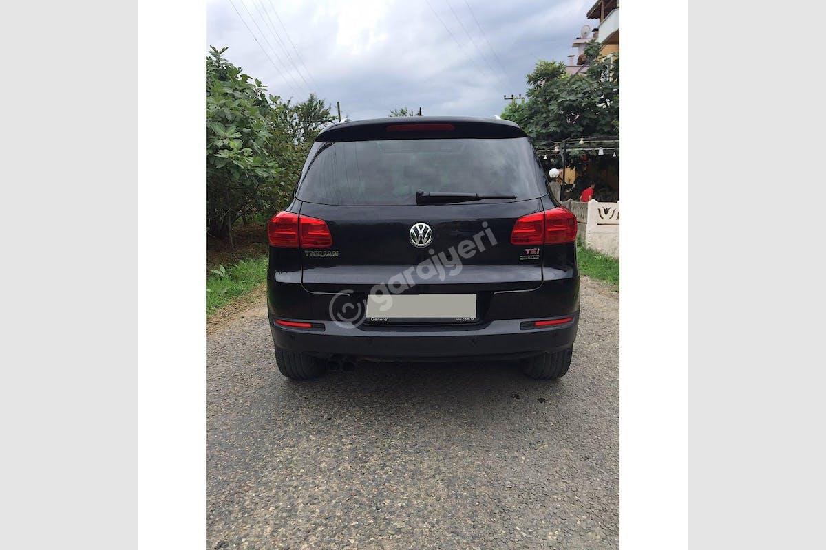 Volkswagen Tiguan Kağıthane Kiralık Araç 3. Fotoğraf