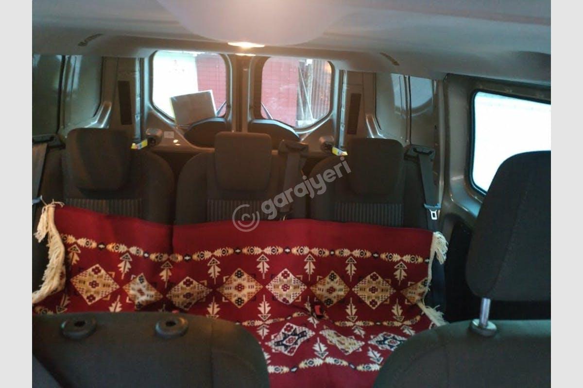 Ford Tourneo Custom Gebze Kiralık Araç 7. Fotoğraf
