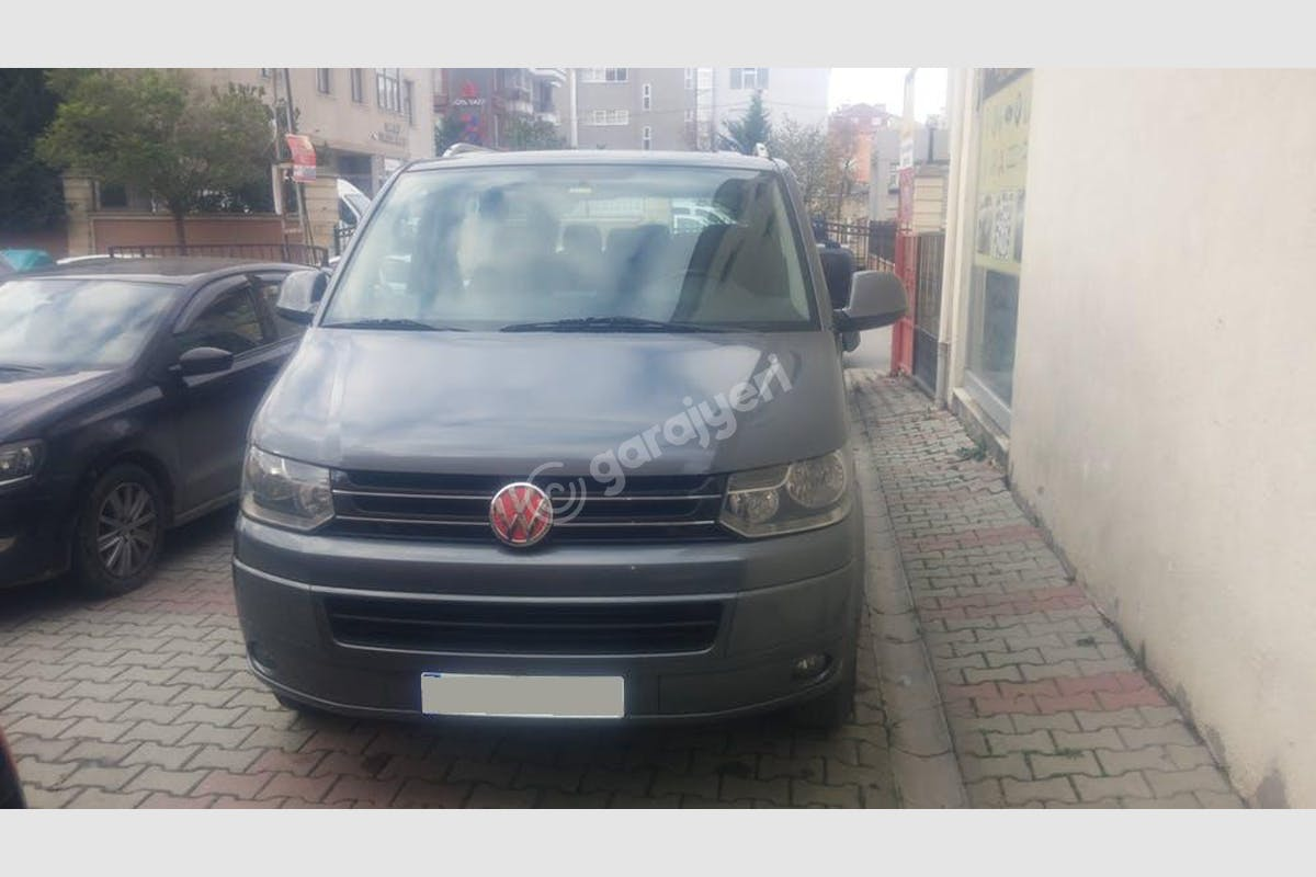 Volkswagen Caravelle Sancaktepe Kiralık Araç 2. Fotoğraf