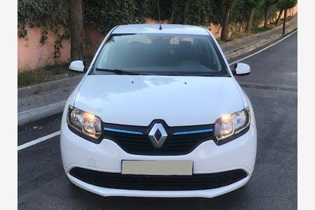 Kiralık Renault Symbol 2016 , İstanbul Üsküdar