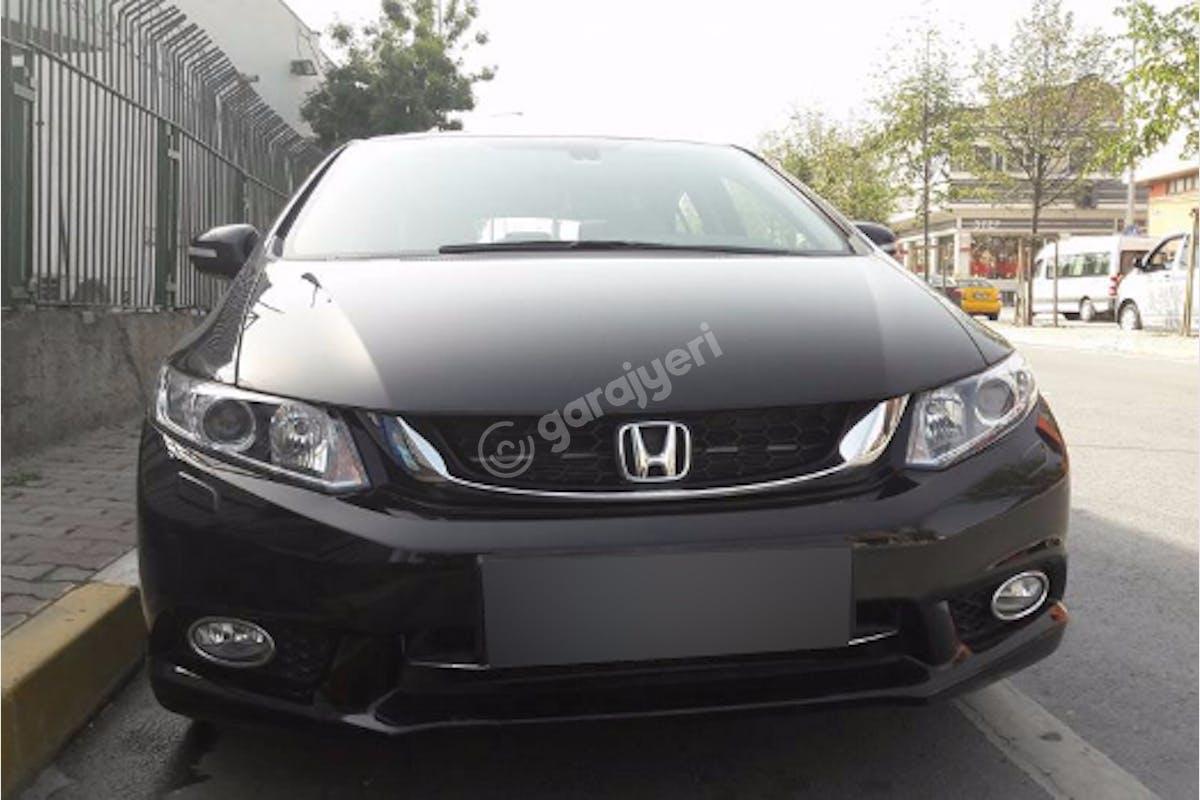 Honda Civic Gaziosmanpaşa Kiralık Araç 1. Fotoğraf