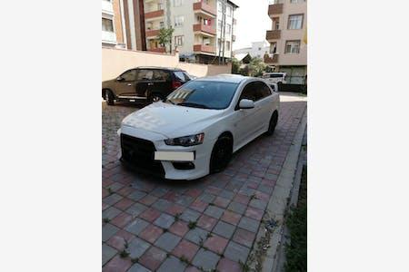 Kiralık Mitsubishi Lancer 2011 , İstanbul Pendik