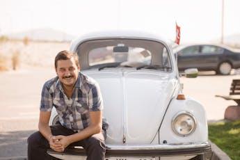 Volkswagen Beetle Kiralık Araç