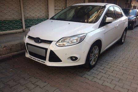 Kiralık Ford Focus 2014 , Mersin Akdeniz