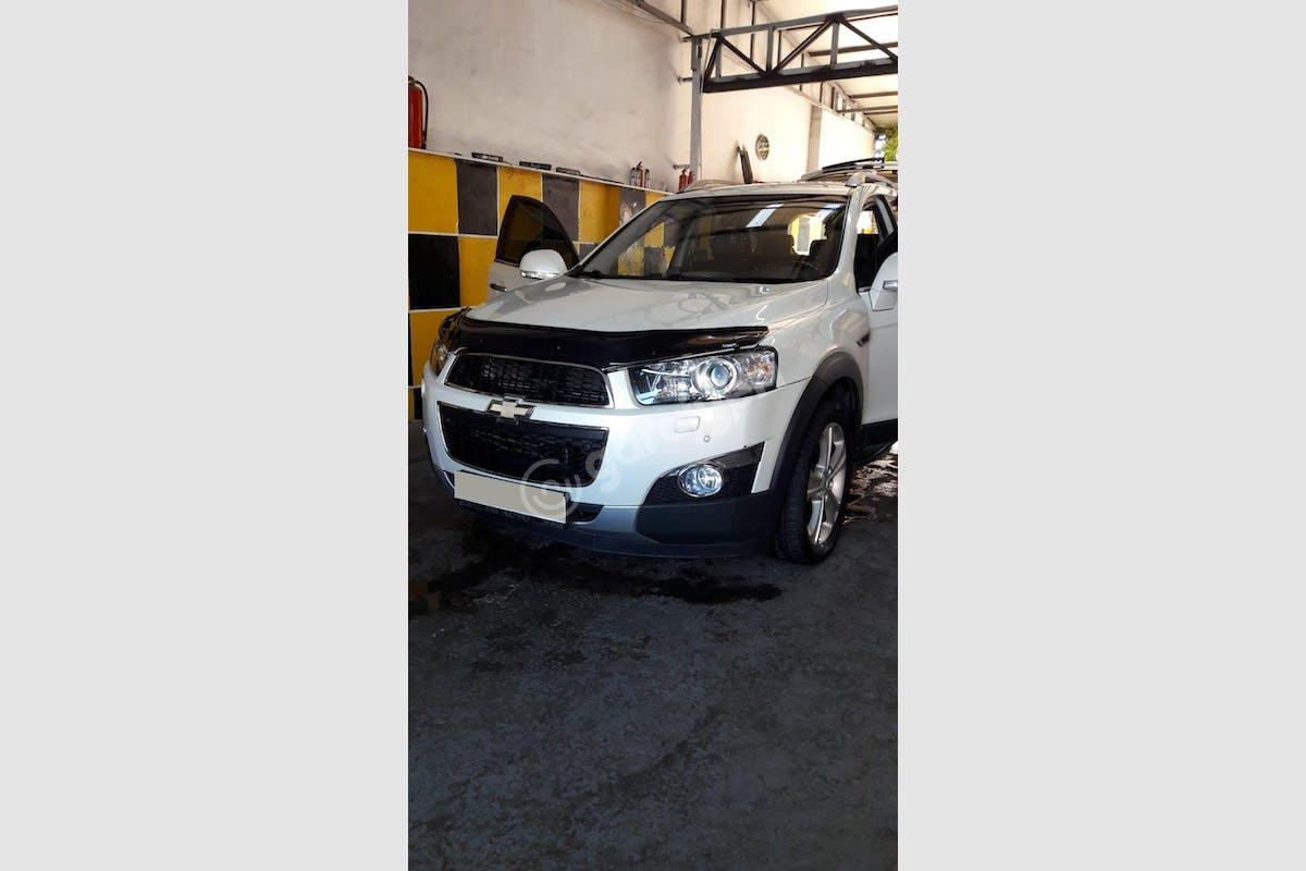 Chevrolet Captiva Küçükçekmece Kiralık Araç 1. Fotoğraf