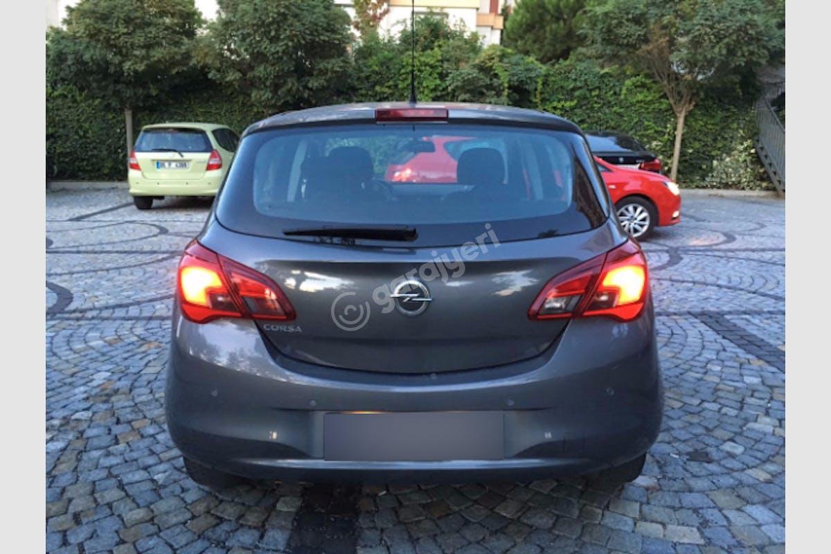 Opel Corsa Başakşehir Kiralık Araç 5. Fotoğraf