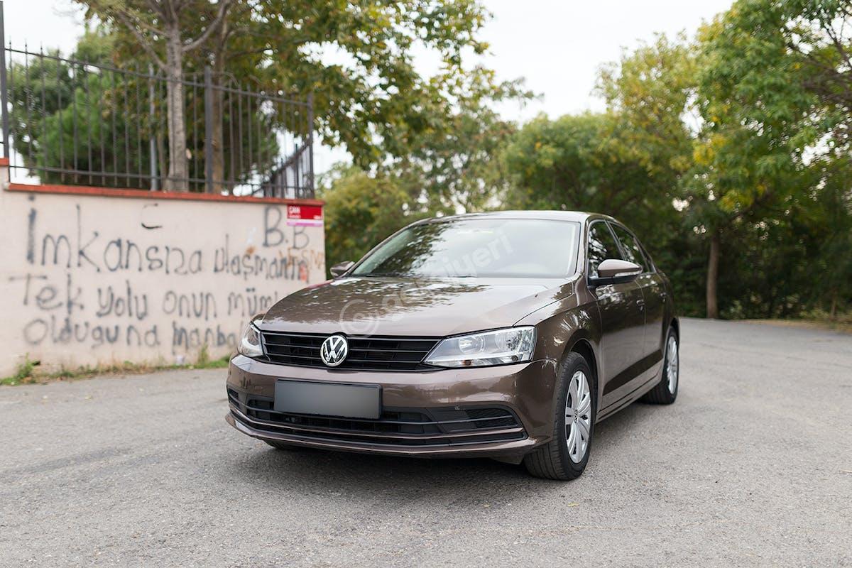 Volkswagen Jetta Beykoz Kiralık Araç 2. Fotoğraf