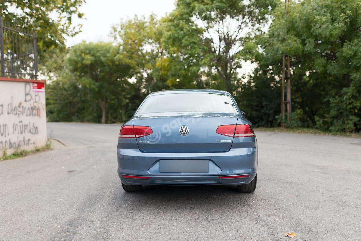 Volkswagen Passat Beykoz Kiralık Araç 6. Fotoğraf