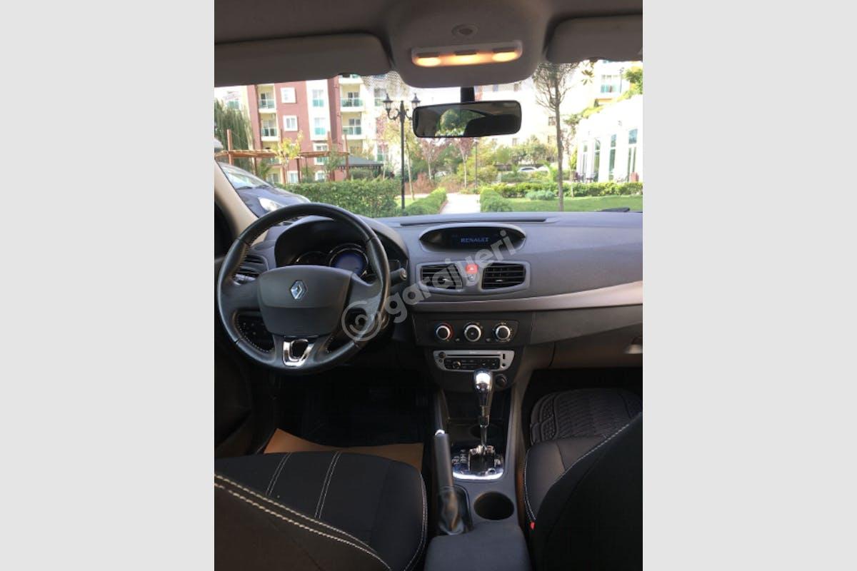 Renault Fluence Başakşehir Kiralık Araç 4. Fotoğraf