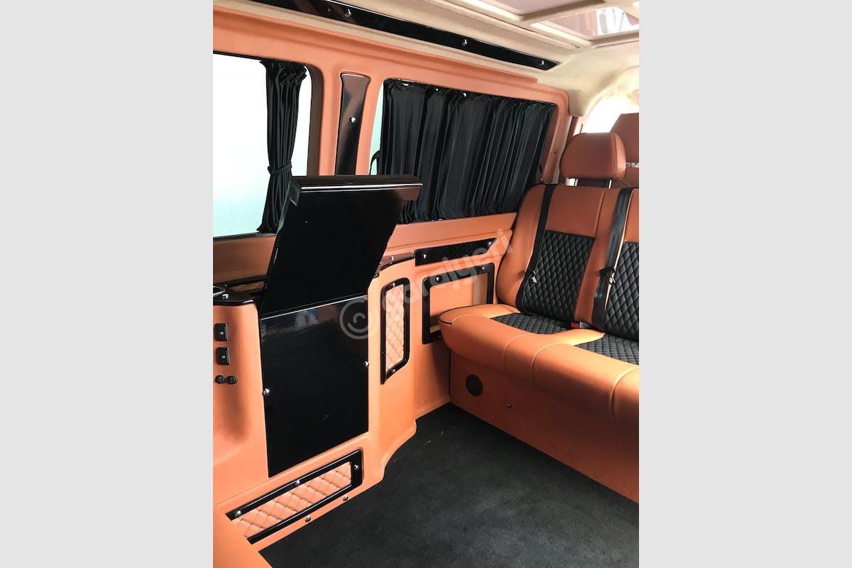 Volkswagen Transporter Üsküdar Kiralık Araç 1. Fotoğraf