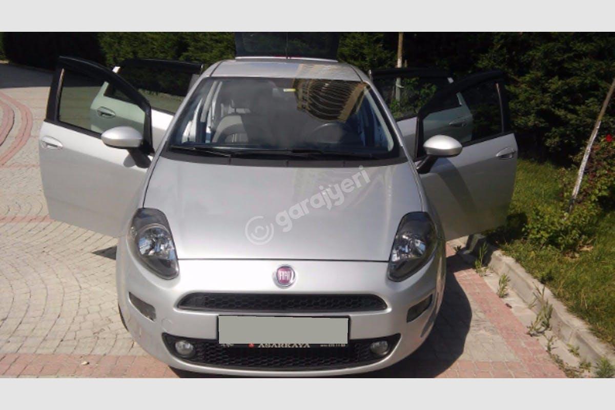 Fiat Punto Maltepe Kiralık Araç 4. Fotoğraf