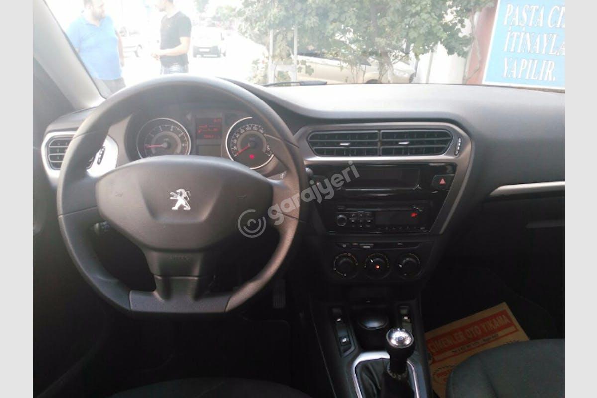 Peugeot 301 Beylikdüzü Kiralık Araç 4. Fotoğraf