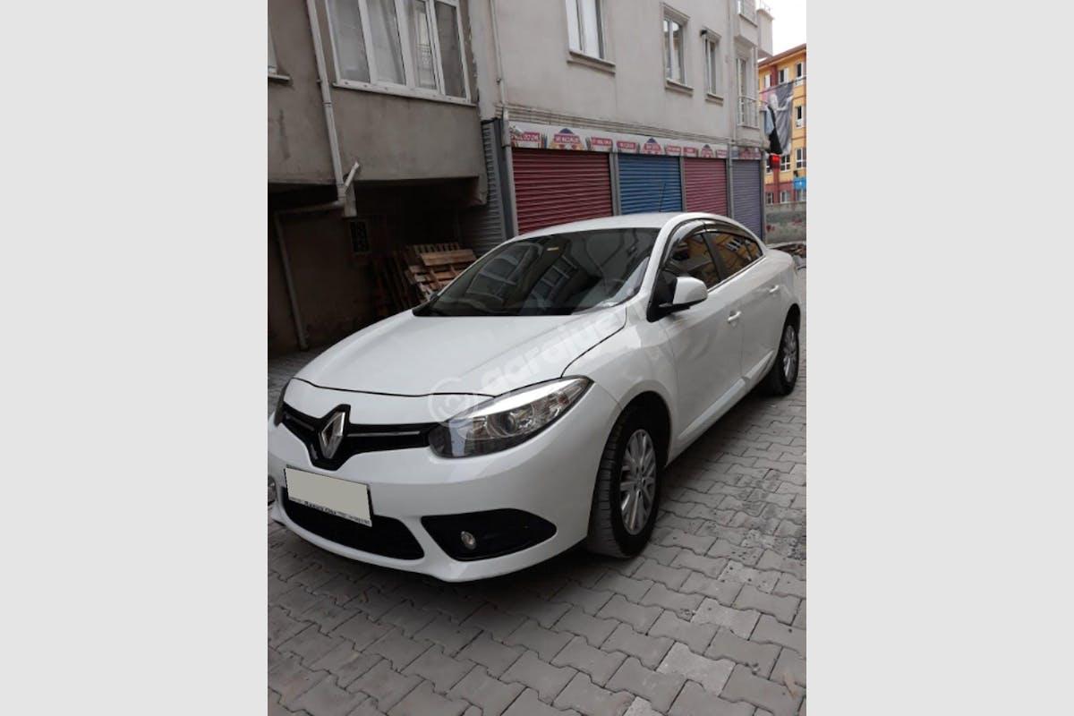 Renault Fluence Esenyurt Kiralık Araç 2. Fotoğraf