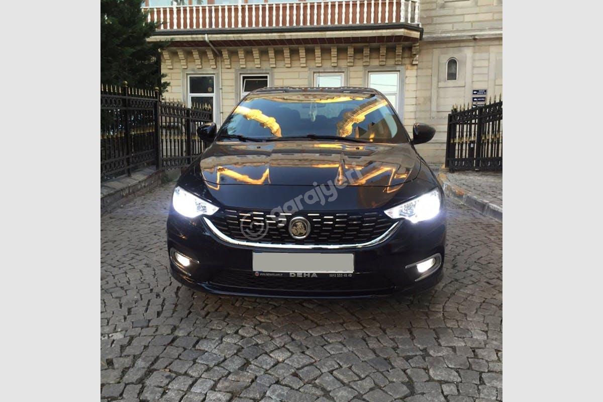 Fiat Egea Beyoğlu Kiralık Araç 3. Fotoğraf