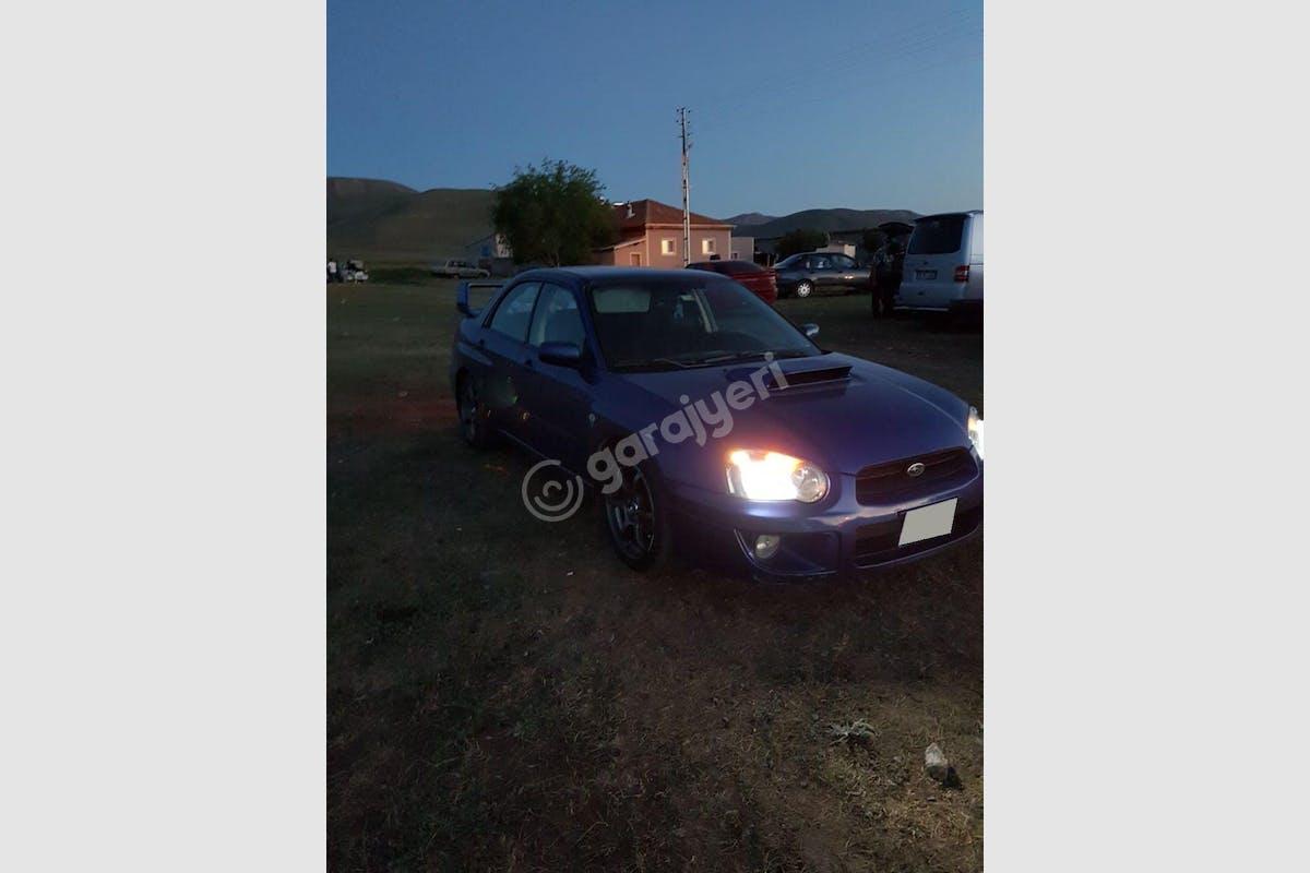 Subaru Impreza WRX Silivri Kiralık Araç 4. Fotoğraf