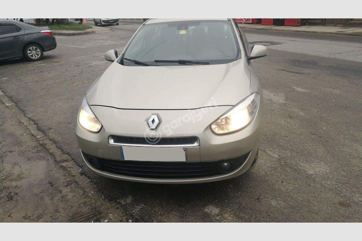 Renault Fluence Çerkezköy Kiralık Araç 1. Fotoğraf
