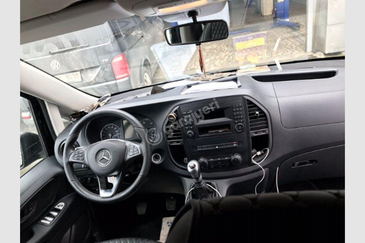 Mercedes - Benz Vito Beşiktaş Kiralık Araç 2. Fotoğraf