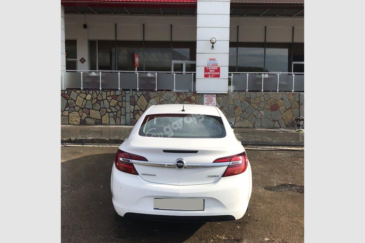 Opel Insignia Keçiören Kiralık Araç 2. Fotoğraf