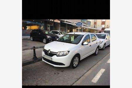 Kiralık Renault Symbol 2016 , İstanbul Ümraniye