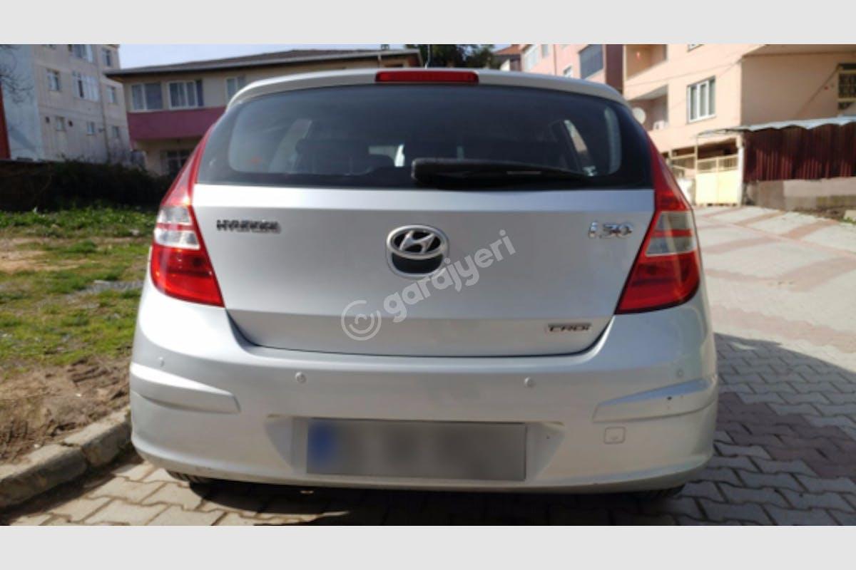 Hyundai i30 Üsküdar Kiralık Araç 4. Fotoğraf