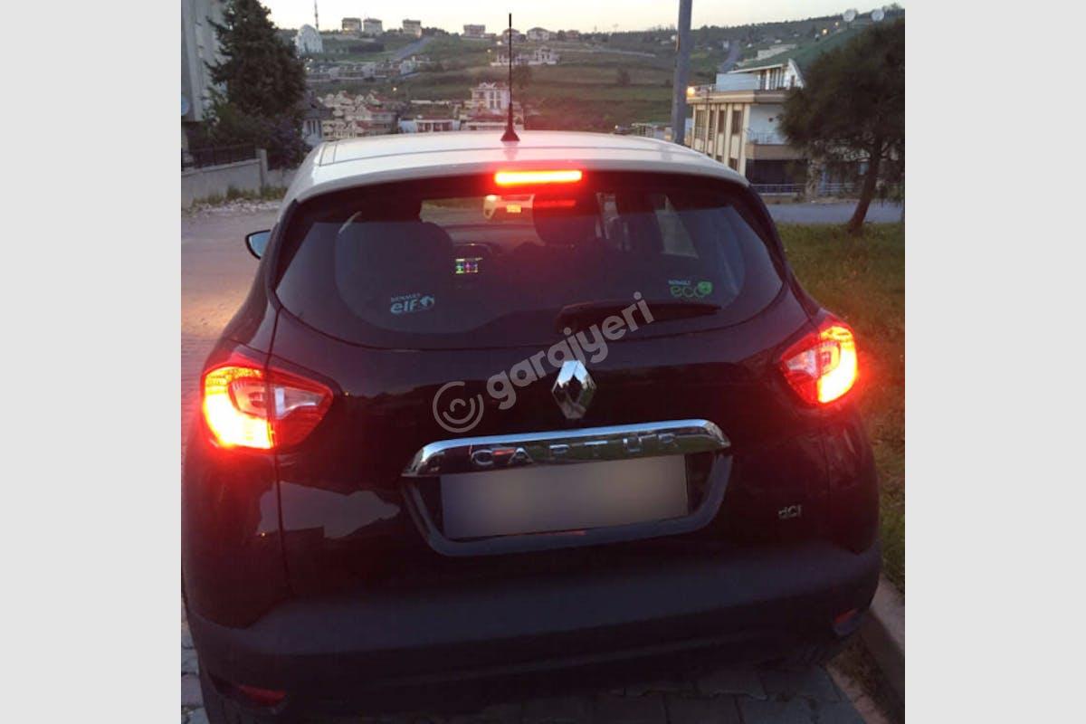 Renault Captur Beylikdüzü Kiralık Araç 6. Fotoğraf