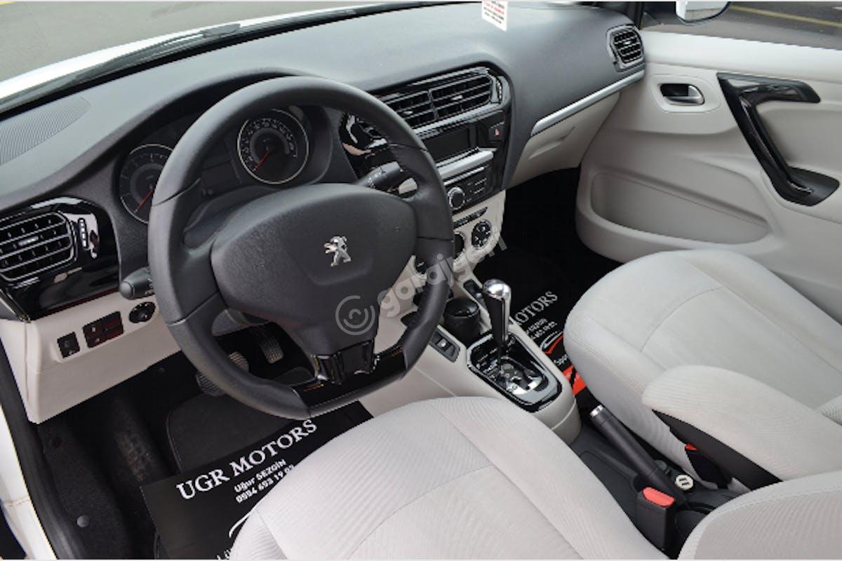 Peugeot 301 Maltepe Kiralık Araç 3. Fotoğraf