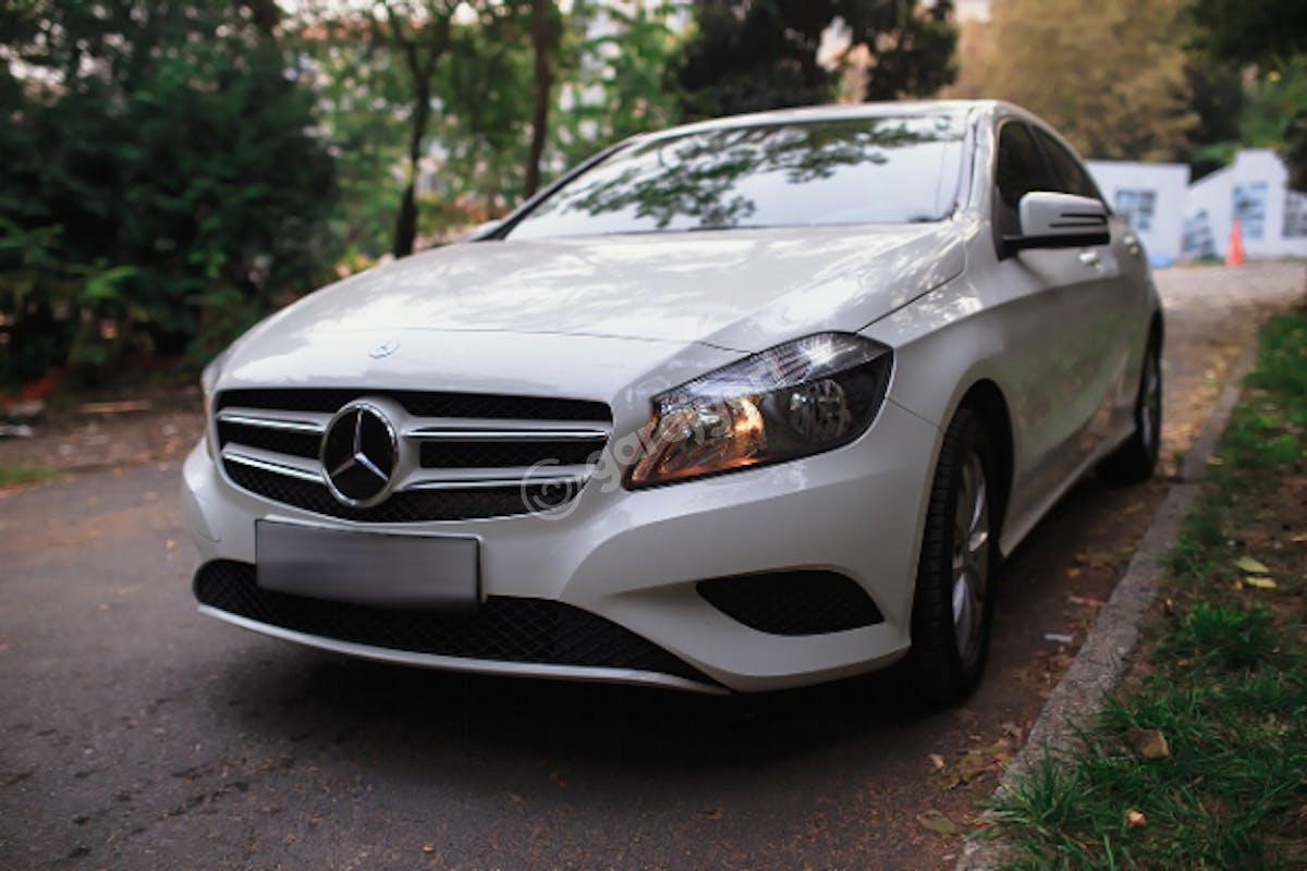 Mercedes - Benz A Fatih Kiralık Araç 1. Fotoğraf