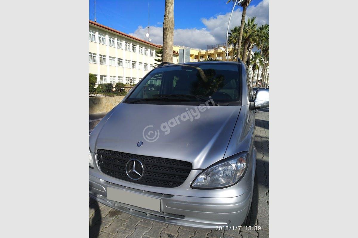 Mercedes - Benz Vito Marmaris Kiralık Araç 1. Fotoğraf