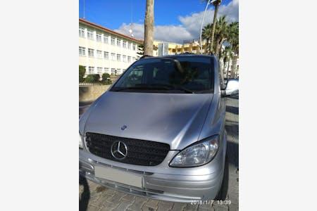 Kiralık Mercedes - Benz Vito 2009 , Muğla Marmaris
