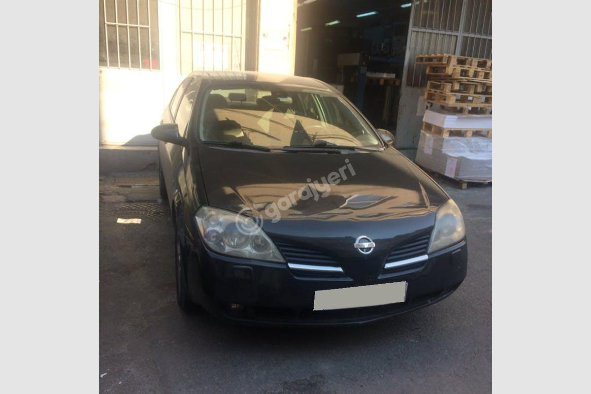Nissan Primera Konak Kiralık Araç 1. Fotoğraf