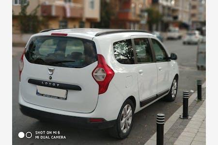 Kiralık Dacia Lodgy 2014 , İstanbul Pendik