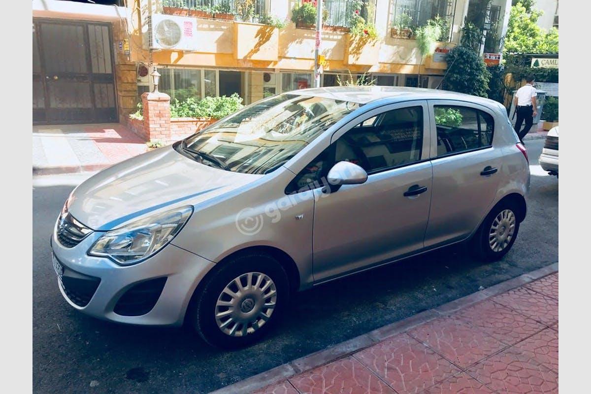Opel Corsa Toroslar Kiralık Araç 2. Fotoğraf