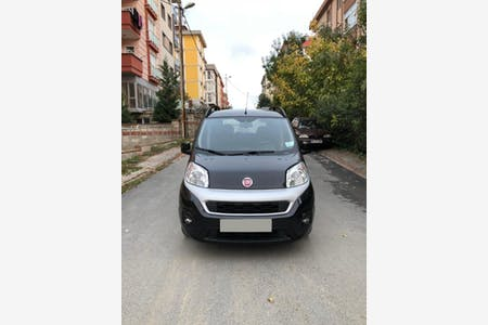 Kiralık Fiat Fiorino 2017 , İstanbul Ümraniye