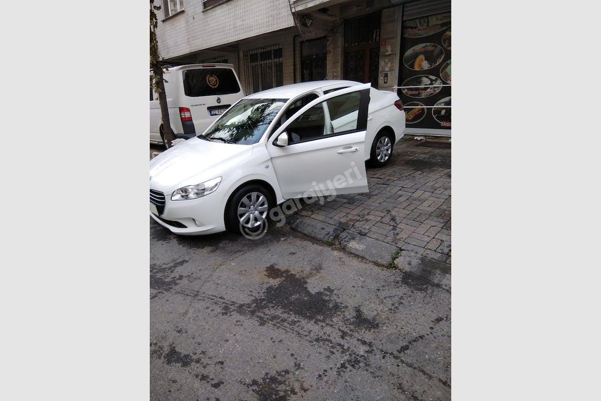 Peugeot 301 Gaziosmanpaşa Kiralık Araç 3. Fotoğraf